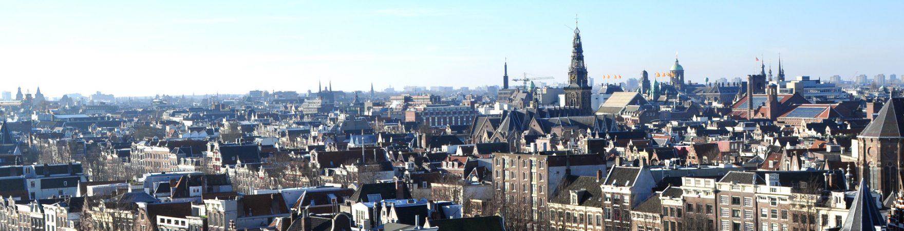 Waterhardheid in Amsterdam