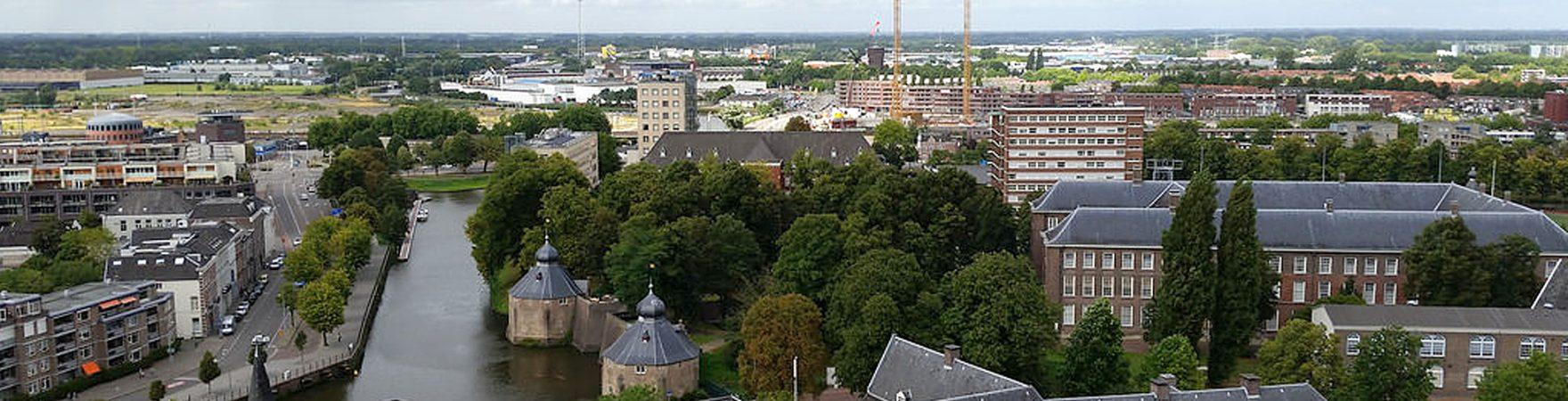 Waterhardheid in Breda