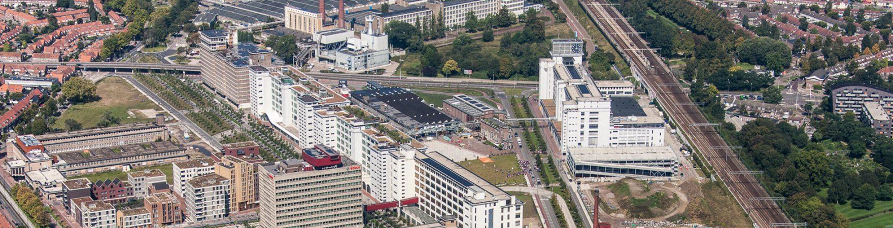Waterhardheid in Eindhoven