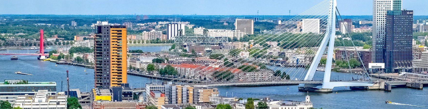 Waterhardheid in Rotterdam