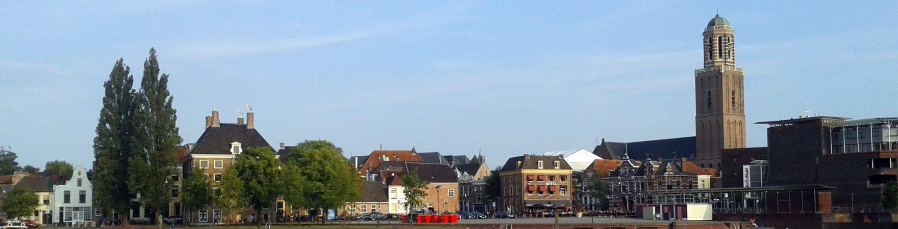 Waterhardheid in Zwolle