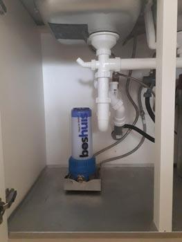 Healthy Water Filter - Installatie