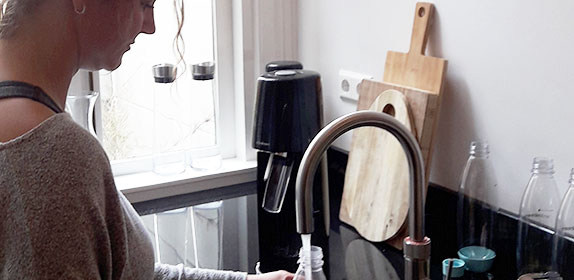 Healthy Water Filter - Mevrouw Burghout
