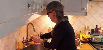 Healthy Water Filter - Mevrouw uit Den Haag