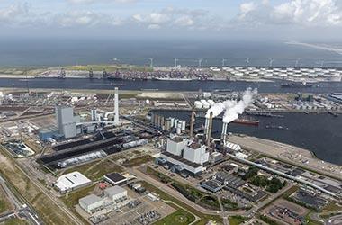 Boshuis - Zakelijke sector industrie
